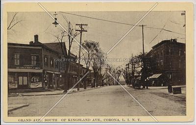 Corona Ave at 43 Ave, Corona
