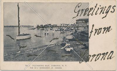 Flushing Bay, Corona