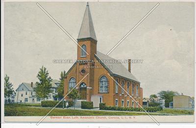 German Evangelical Lutheran Church, Corona