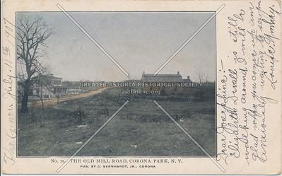 Jackson Mill Rd., Corona Park