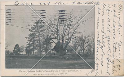 Yankee Smith farm, Corona