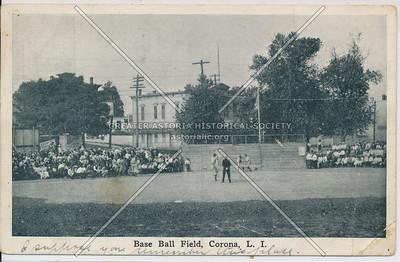 Baseball, Corona