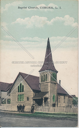 Baptist Church,  Corona