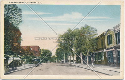 Grand Ave (National St)  Corona