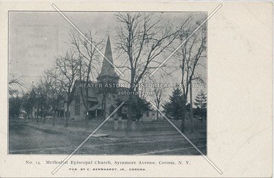 Methodist Episcopal Church, 104 St., Corona