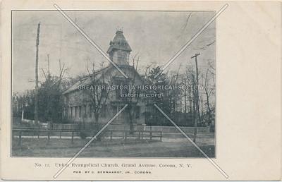 Union Evangelical Church, Corona