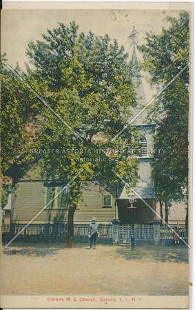 Methodist Episcopalian Church, Corona