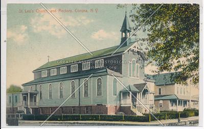 St. Leo's Church, Corona