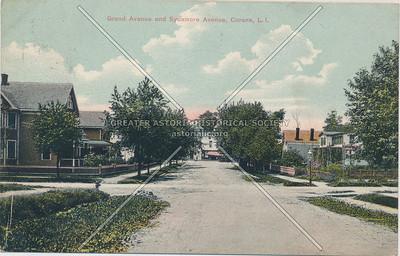National St at 104 St., Corona