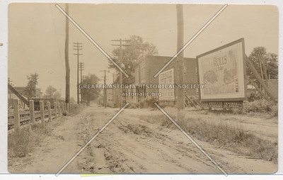 South RR Ave (45 Ave) at National Street, Corona