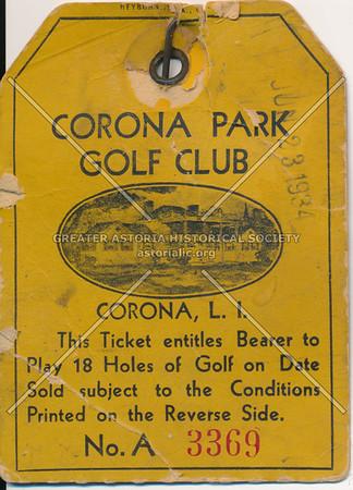 Corona Park Golf Club
