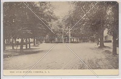 Nicolls Ave at 102 St., Corona