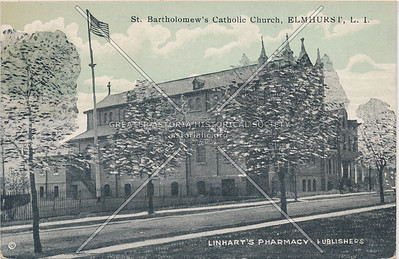 St. Bartholomew's Catholic Church, Elmhurst, L.I.