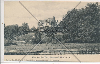 View on the Hill, Richmond Hill, L.I.