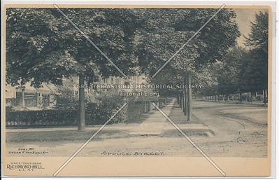 Spruce St (121 St), Richmond Hill, L.I.
