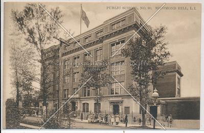Public School No 90., Richmond Hill, L.I.