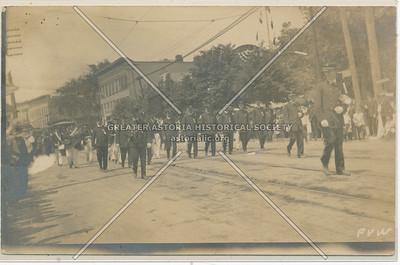 VFW parade, Richmond Hill, L.I.