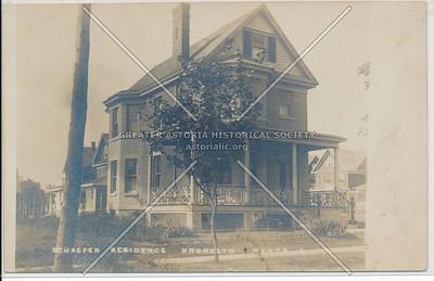 Schaefer Residence, Brooklyn Manor, Richmond Hill, L.I.