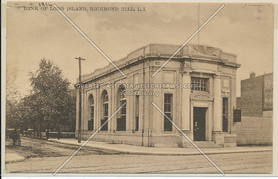 Bank of Long Island, Richmond Hill, L.I.