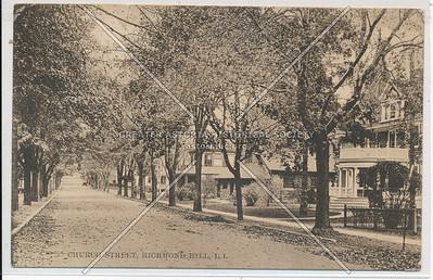 Church St (118 St), Richmond Hill, L.I.