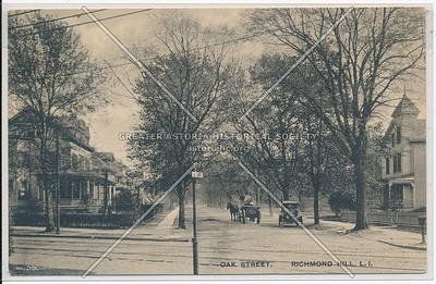 Oak St (115 St), Richmond Hill, L.I.
