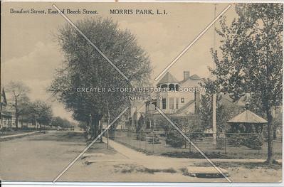 Beaufort St (97 Ave), East of Beech St (120 St) Morris Park, L.I.