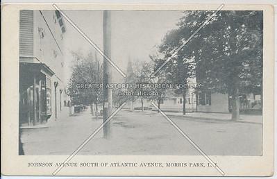 Johnson Ave (118 St), South of Atlantic Ave, Morris Park, L.I.