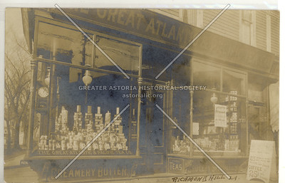 The Great Atlantic & Pacific Tea Co (A&P)., Richmond Hill, L.I.