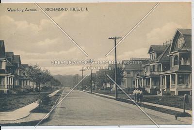 Waterbury Ave (105 St), Richmond Hill, L.I.