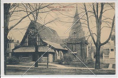 Church of the Resurrection, Richmond Hill, L.I.