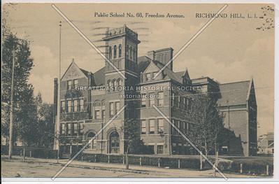 Public School No. 66, Freedom Ave (102 St)., Richmond Hill, L.I.