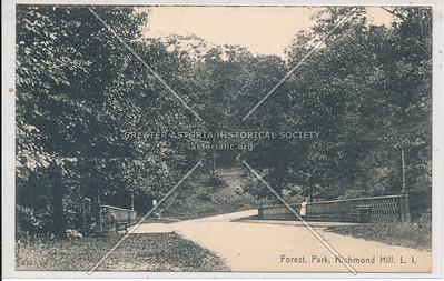 Forest Park, Richmond Hill, L.I.