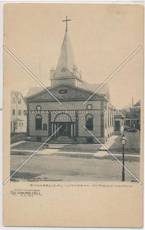 Evangelical Lutheran St. Paul's Church, Richmond Hill, L.I.