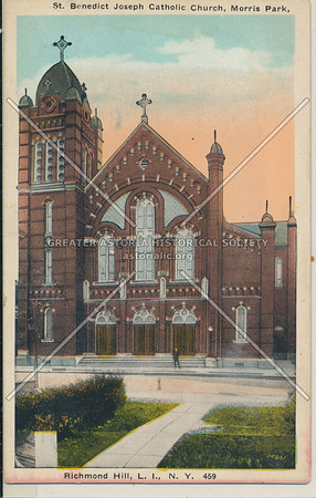 St. Benedict Joseph Catholic Church, Morris Park, L.I.