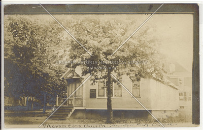 Pilgrim Congregational Church, Woodhaven, N.Y.