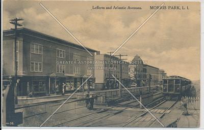 Lefferts & Atlantic Aves., Morris Park, L.I.
