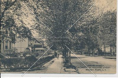 Beech St (120 St), North of Beaufort St (97 Ave), Morris Park, L.I.