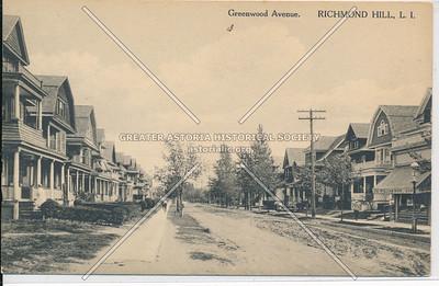 Greenwood Ave (111 St), Richmond Hill, L.I.