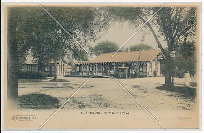L.I.R.R. Station, Richmond Hill, L.I.