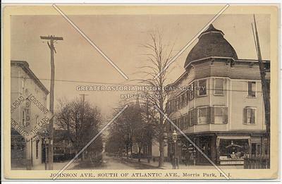 Johnson Ave (118 St)., South of Atlantic Ave., Morris Park, L.I.