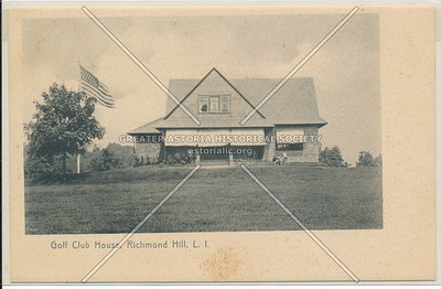 Golf Club House, Richmond Hill, L.I.