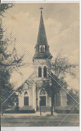 St. Benedict Joseph's Church, Morris Park, L.I.