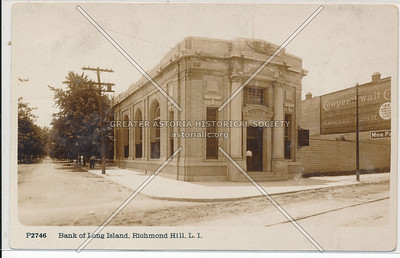 Bank of Long Island, Richmond Hill, L.I.