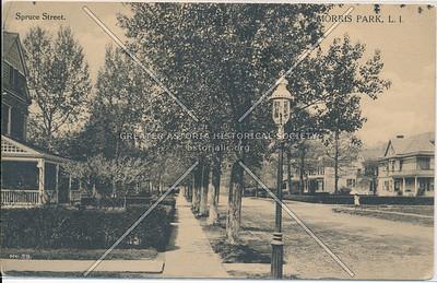 Spruce St (121 St). Morris Park, L.I.