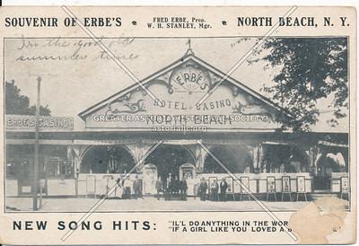 Erbes Hotel Casino, North Beach, L.I.