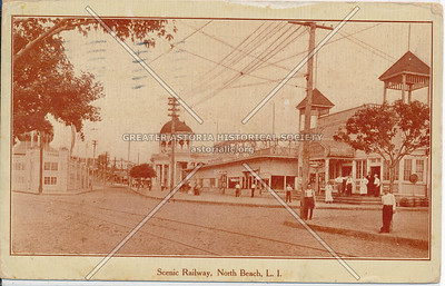 Scenic Railway, North Beach, L.I.