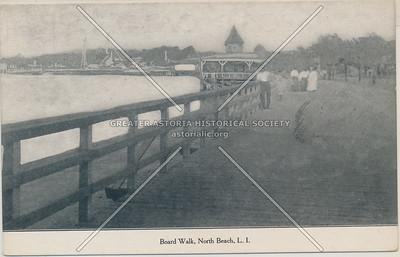 Boardwalk, North Beach, L.I.