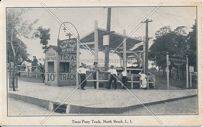 Texas Pony Track, North Beach, L.I.