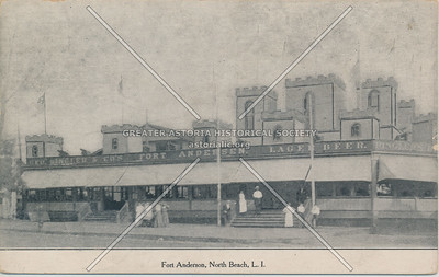 Fort Anderson, North Beach, L.I.