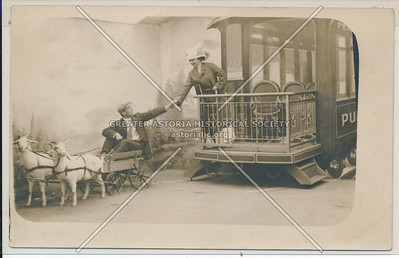 North Beach, L.I. Sunday, June 25, 1911.